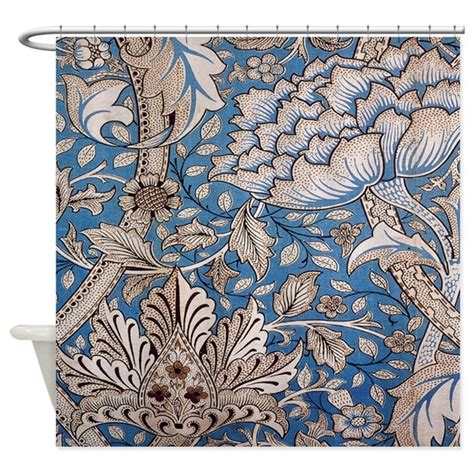 william morris curtains uk william morris floral design shower curtain by fineartdesigns
