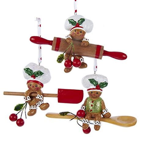 ornament sets gingerbread ornament sets wikii