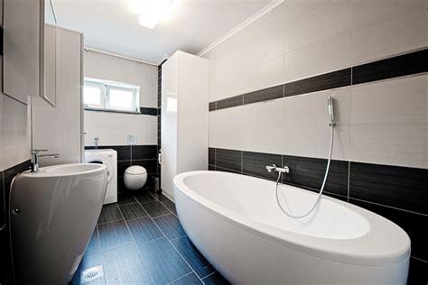 Gray Bathroom Tile Ideas by Badkamer Voorbeelden Zwart Wit 22 Badkamer Foto S