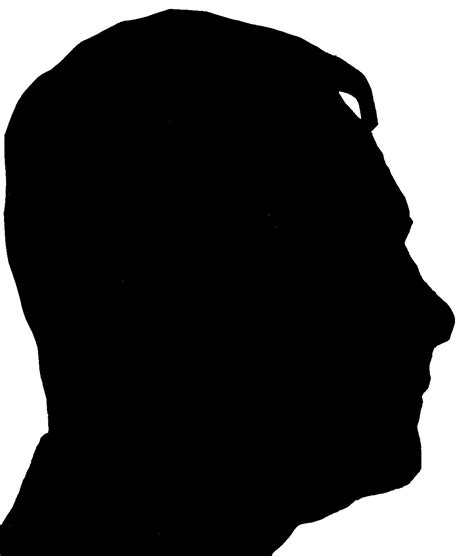 silhouette clip with shadows silhouette portraits and how to make