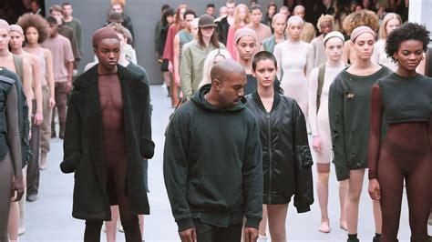 Fashion Week Kayne 2 why kanye west s fashion week show is the season s most