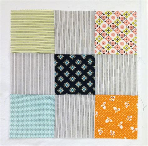 How To Make A Patchwork Quilt Step By Step - disappearing nine patch quilt 183 how to make a patchwork
