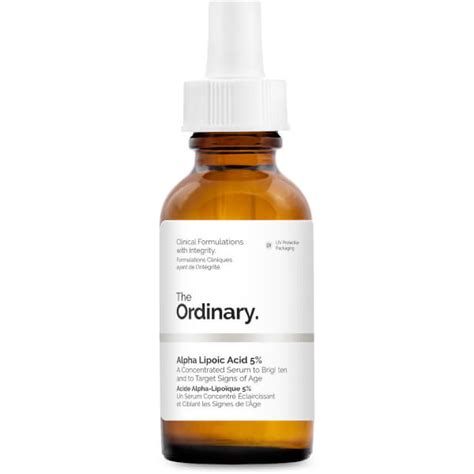The Ordinary Alpha Lipoic Acid 5 30ml Sp the ordinary 5 alpha lipoic acid 30ml reviews free