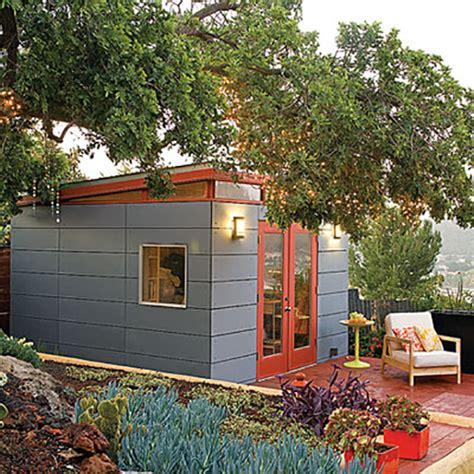 Artistic Sheds by Backyard Workspace Design Crush