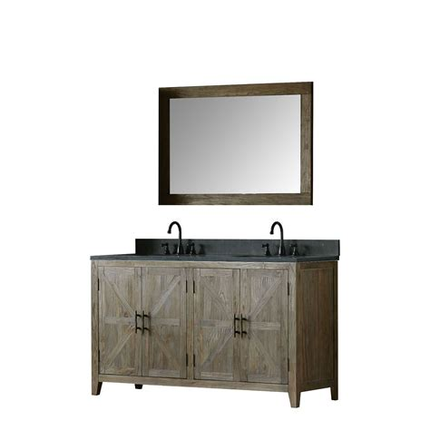 sink vanity mirror 60 quot willownest sink vanity with mirror and faucet