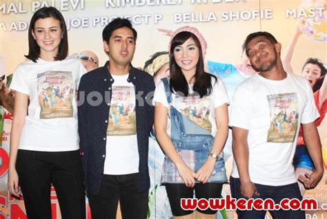 film online jomblo keep smile foto jumpa pers film jomblo keep smile foto 31 dari 51