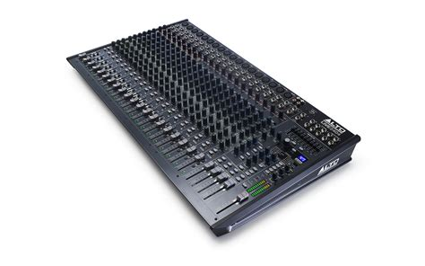 Mixer Alto 32 Channel alto live 2404 24 channel mixer with effects and usb interface