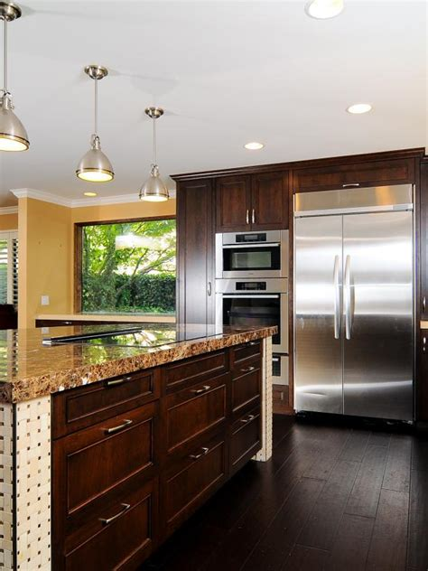 creating a family friendly kitchen hgtv transitional family friendly kitchen kerrie kelly hgtv