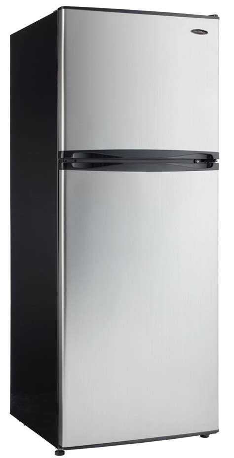 Apartment Size All Fridge Dff100c2bssdd Danby Designer 10 Cu Ft Apartment Size