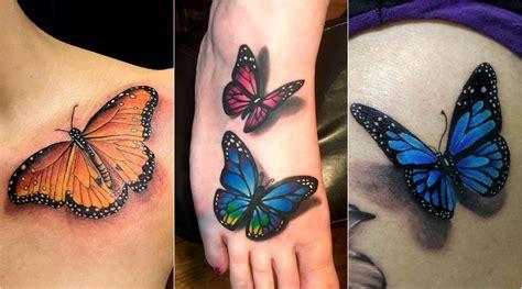 imagenes mariposas tattoos estos son los 36 tatuajes de mariposas m 225 s hermosos que