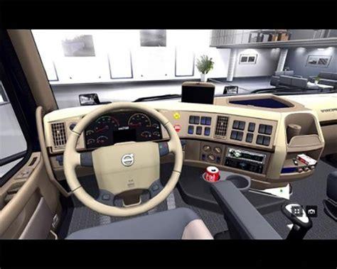 Volvo Vnl 780 Interior Cabin by Retextured Interior Volvo Vnl64 T 780 Ets2planet