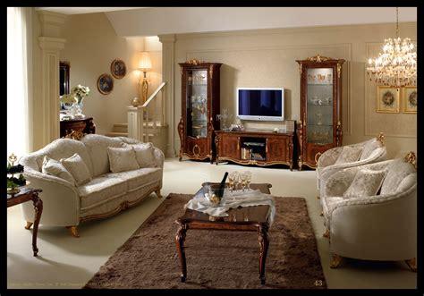 Donatello Lounge, Arredoclassic Living Room, Italy