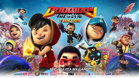 film naruto the movie terbaru gambar boboiboy kuasa 5 elemen dalam film the movie 2016