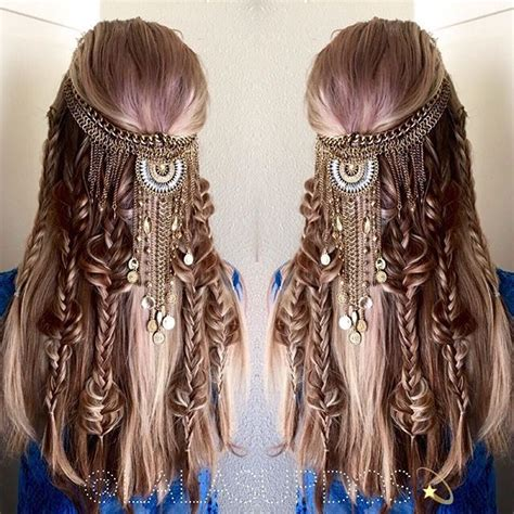 braided hairstyles hippie ultimate boho braid by lalas updos game of thrones