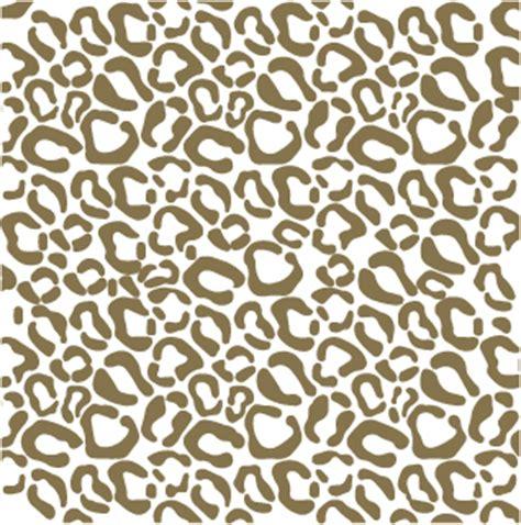 leopard pattern font leopard pattern vector vector pattern free download