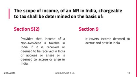 section 23 2 a of income tax act cross border payment india and new 15ca 15cb requirements