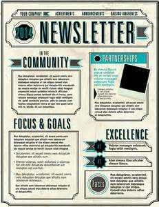 company newsletter template 6 elements of a great email newsletter etmg
