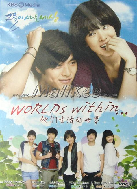 Dvd Drama Korea My Golden Live mallkee the world that they live in economic version