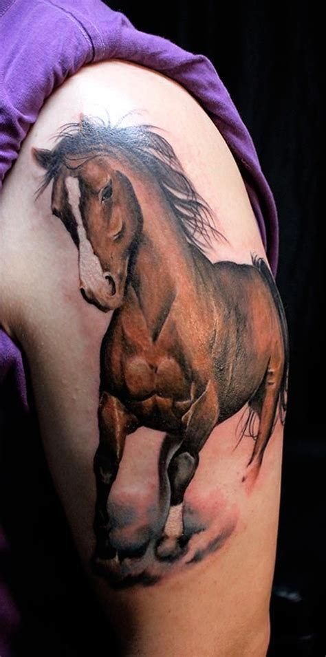 tattoo 3d horse 90 best tattoo ideas images on pinterest tattoo ideas