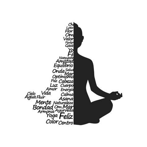 imagenes yoga dibujos yoga namaste