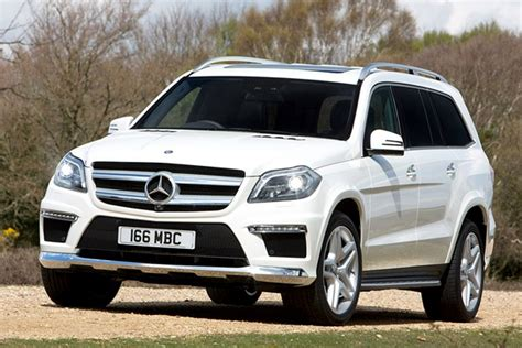 Mercedes Gl Used by Mercedes Gl Class Estate From 2013 Used Prices