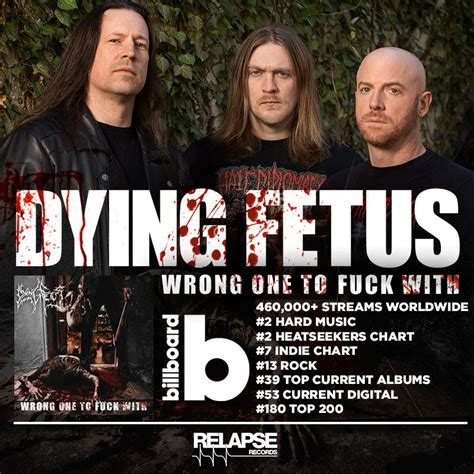 Kaos Dying Fetus Df 05 dying fetus makes career high billboard chart debut with