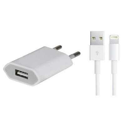 chargeur secteur et cable usb pour iphone 5 achat chargeur t 233 l 233 phone pas cher avis et