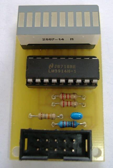 testare porte scheda prova per scheda in out con pic18f4550 montaggio