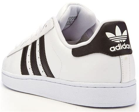 adidas originals superstar 2 ii leather trainers white g17068 ebay