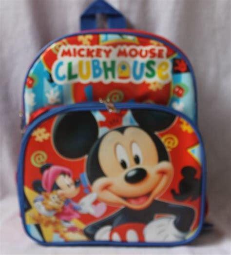 Tas Bekal Anak Mickey Mouse aneka tas anak berkarakter