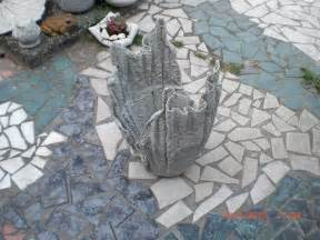 beton giessen blumenk 252 bel aus betongetr 228 nkten t 252 chern