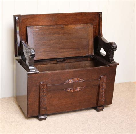 small monks bench small oak monks bench antiques atlas