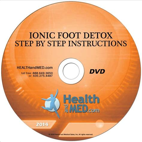 What Is The Cost Of Ionic Foot Detox by Our New Dvd Included The Purchase Of A New