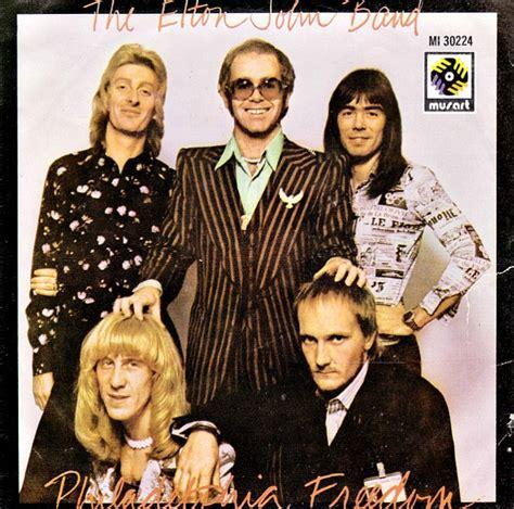 elton john band quot philadelphia freedom quot llega al n 176 1 stereo cien 100 1 fm