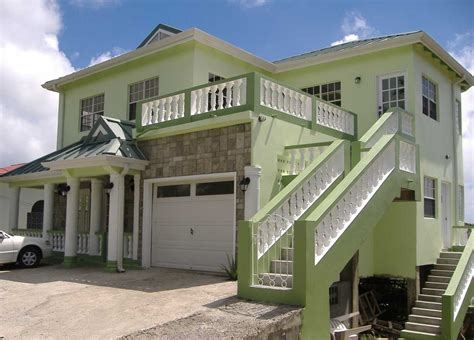 how to paint a house how to paint house with a combination of light green and
