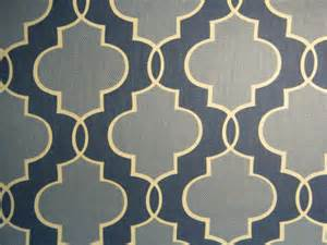 Fabric For Drapes And Upholstery by Moroccan Inspired Geometric Print Upholstery Fabric