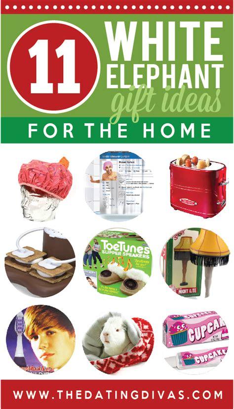 101 white elephant gift ideas