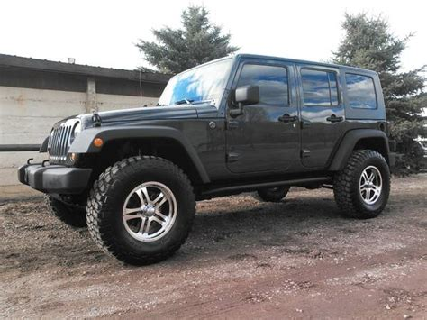 Jeeps For Sale In Colorado 2010 Jeep Wrangler For Sale In Carbondale Co