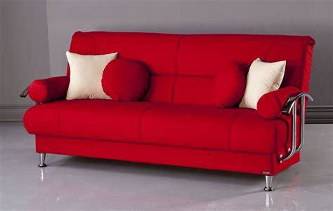 Red Futon Sofa Bed Sofa Beds
