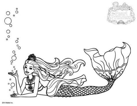 dibujos para colorear de barbie sirena y su delf n dibujos de barbie sirena para colorear colorear im 225 genes