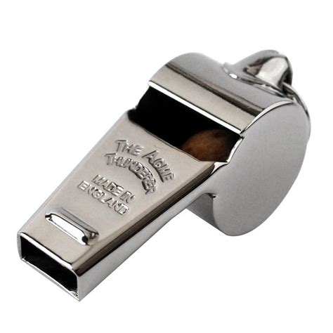 Whistles At Whistles by Acme Thunderer 58 5 Large Whistle Ref Warehouse