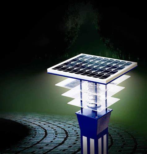 Modern Outdoor Solar Lights Modern Solar Powered Lightings