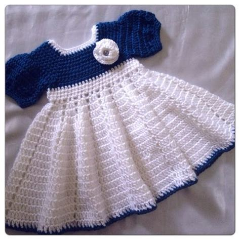 Handmade Crochet Baby Clothes - baby dress handmade crochet children clothes infant