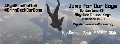 forever our boys your jump count the israel forever foundation