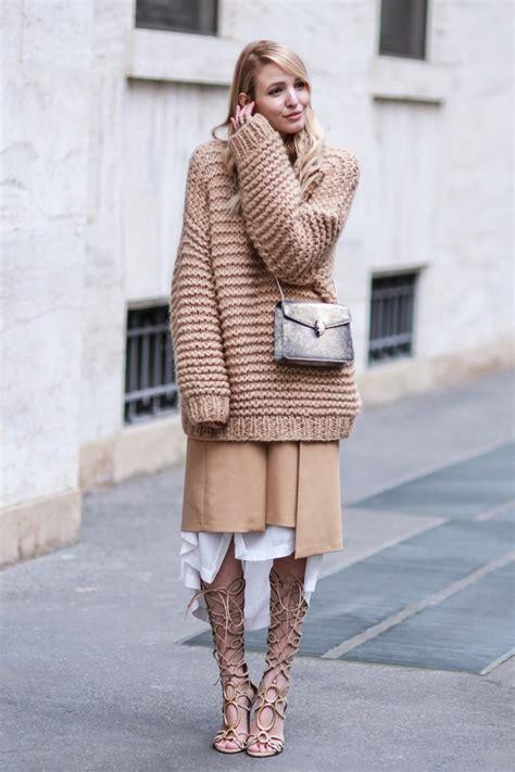 Terlaris Kacamata Fashion Bvlgari Gladiator sweater ohh couture all everything beige sweater sweater oversized