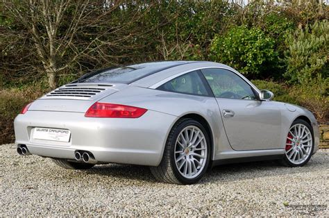 Used Porsche 911 Targa For Sale by Used 2008 Porsche 911 Carrera 997 Targa 4s Tiptronic S