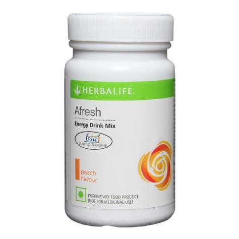 energy drink mixes herbalife afresh energy drink mix 0 050 kg