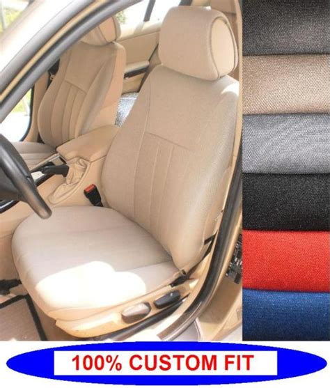 bmw  series convertible      custom fit set front seats covers