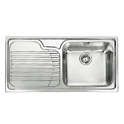 Homebase Kitchen Sinks Franke Galassia 611 Kitchen Sink 1 Bowl