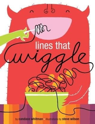 lines books lines that wiggle by whitman reviews discussion